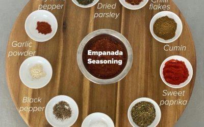 Homemade Empanada Seasoning