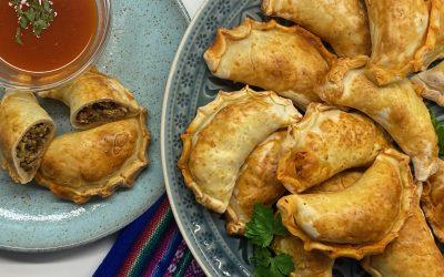 Gluten-Free Meat Empanadas from Argentina