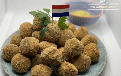 Gluten-Free Bitterballen (Dutch Beef Croquettes)