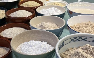 A Guide to Gluten-Free Flours, Starches & Blends