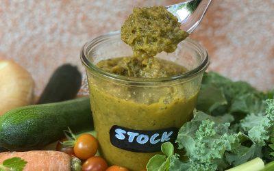 Vegetable Stock Paste