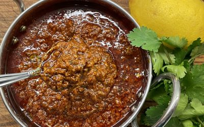 Homemade Tikka Masala Paste
