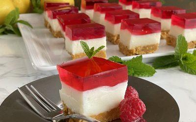 Gluten-Free Jelly Slice