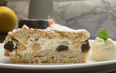 Gluten-Free Italian Ricotta Cake