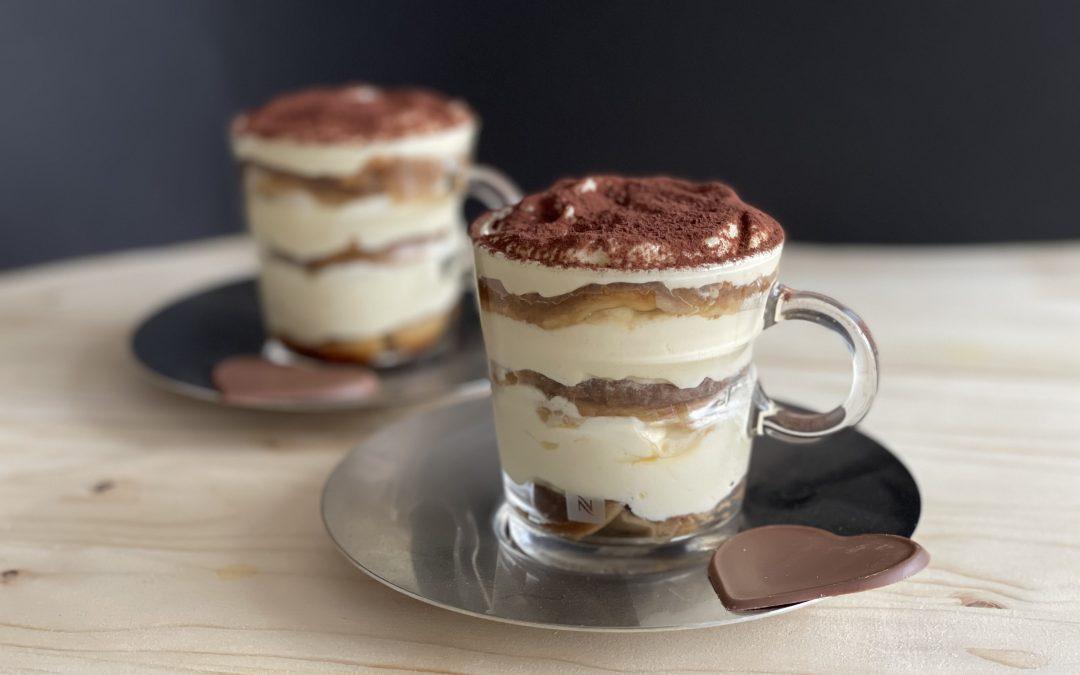 Gluten-Free Tiramisu Cups